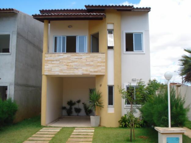 Casa pequena fachada duplex for Casas duplex modernas