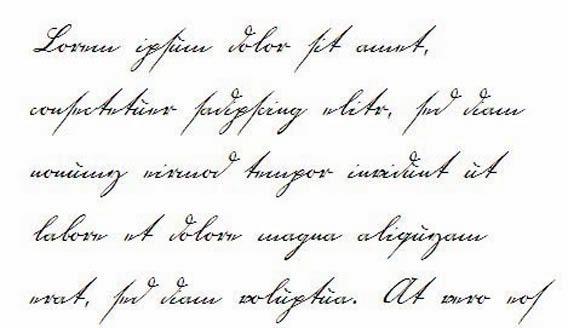 Free Handwriting Font