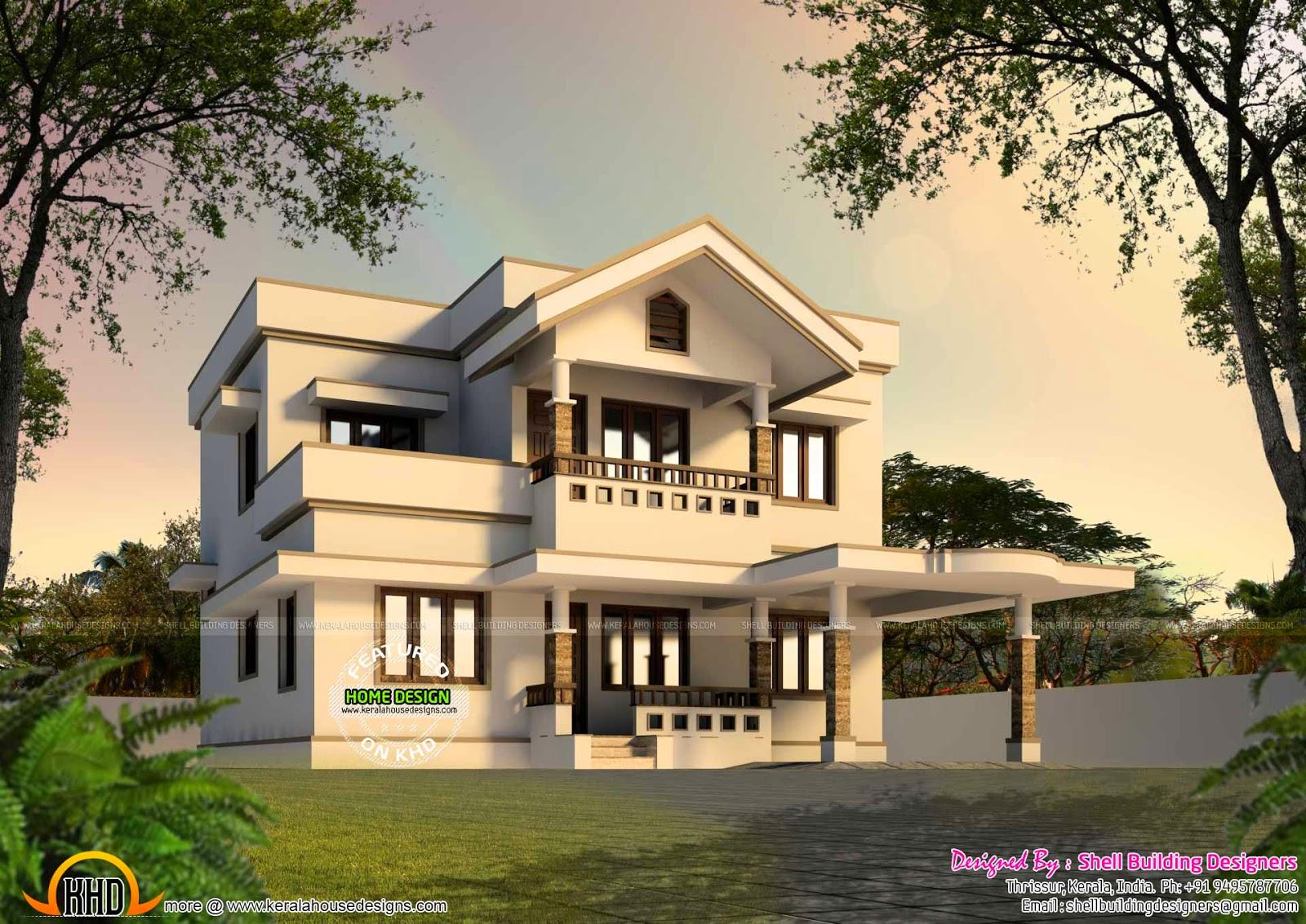 House Plan 2000 Sq Ft | Nabelea.com