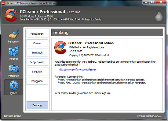 CCleaner Professional v3.27.1900 Final Full