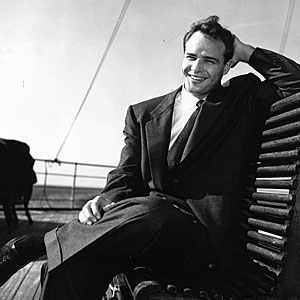 Marlon Brando, because he wore the clothes