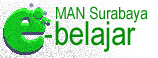E-Belajar MAN Surabaya