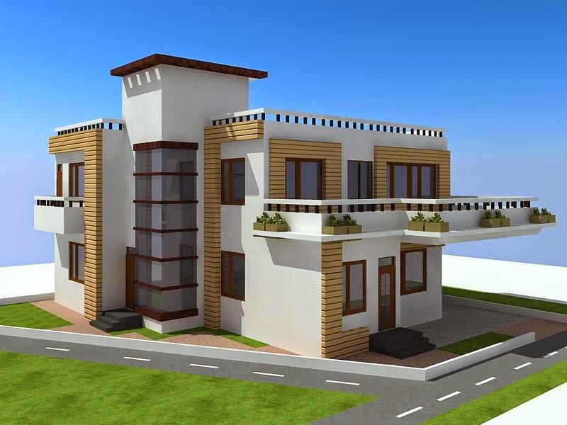 aneka model rumah minimalis