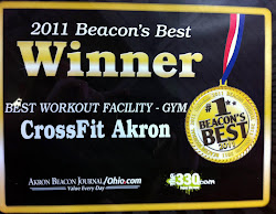 Voted Best Gym!