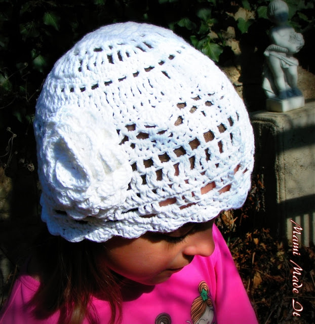 Crochet Hat - Häkelmützchen