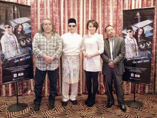 Dato' Jamal Abdillah Selektif Demi Jaga Nilai Eksklusif