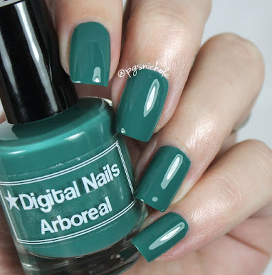 Digital Nails Arboreal