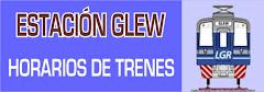 Estación Glew - Horarios de trenes - vigentes desde el 29 de agosto de 2015
