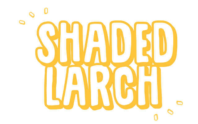 Shaded Larch