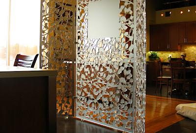 طرق رائعة لااستغلال المرآة فى منزلك .. decorative_interior_