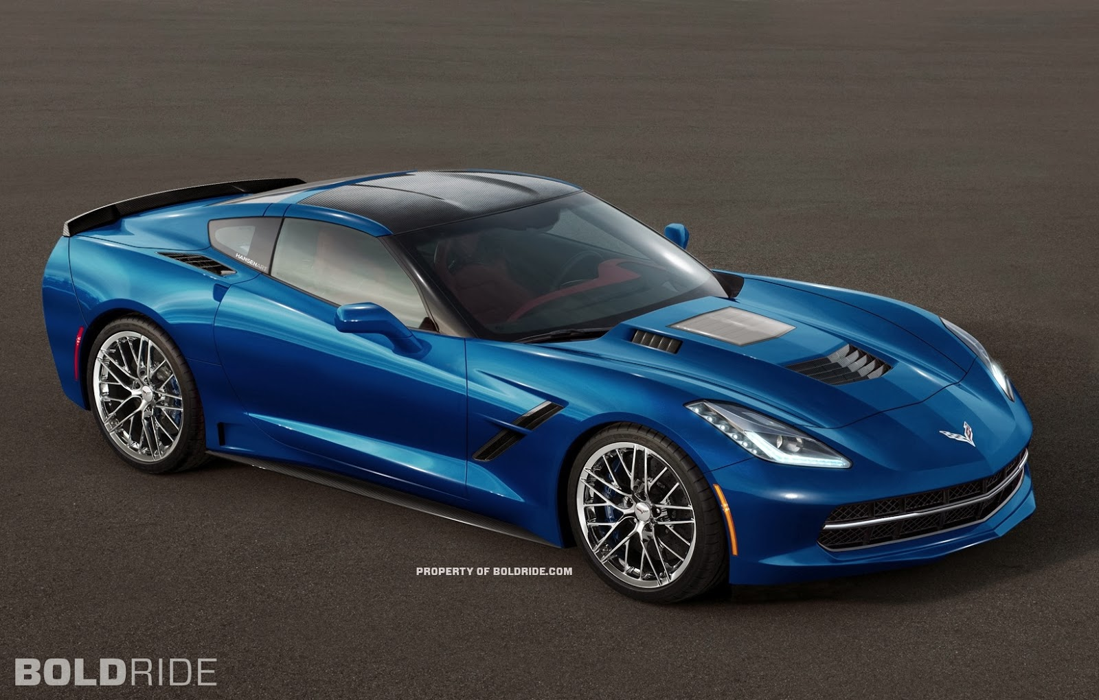 The latest concept Chevy Corvette 2015