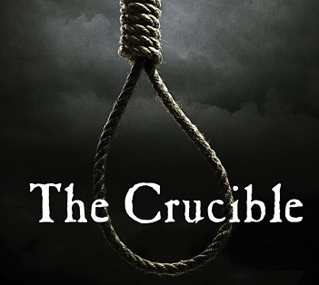 salems witchcraft trials in the crucible by arthur miller The historical inaccuracies embodied in arthur miller's dramatic presentation the  salem witch trials, entitled the crucible, will also be examined.
