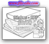 RPP atau silabus sd kelas satu (1)
