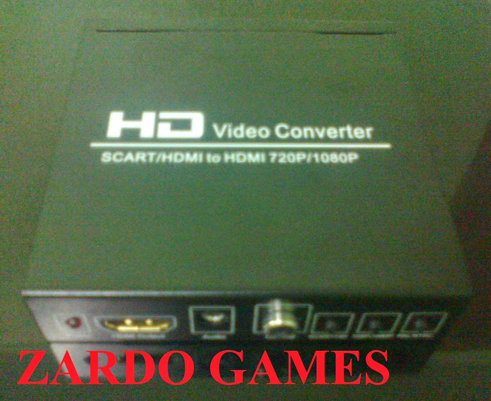 zardo games review hd video converter scart hdmi to hdmi 720p 1080p upscaller. Black Bedroom Furniture Sets. Home Design Ideas