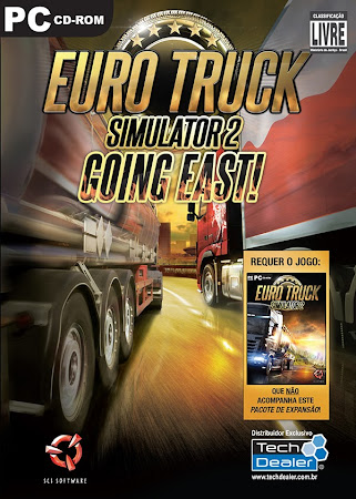 Euro Truck Simulator 2 Going East-SKIDROW