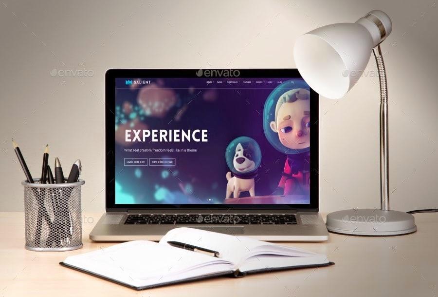 موك-اب مساحة مميزة للمصممين Workspace