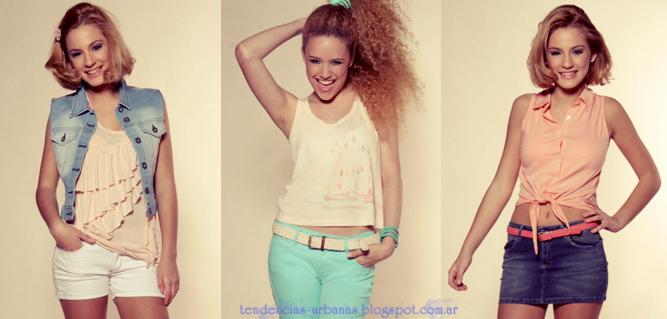 Te lo Juro ropa Lookbook primavera verano 2012/2013