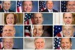 """Cine sunt cei 13 congresmani care au sărit în apărarea """"fanaticilor""""...?"""