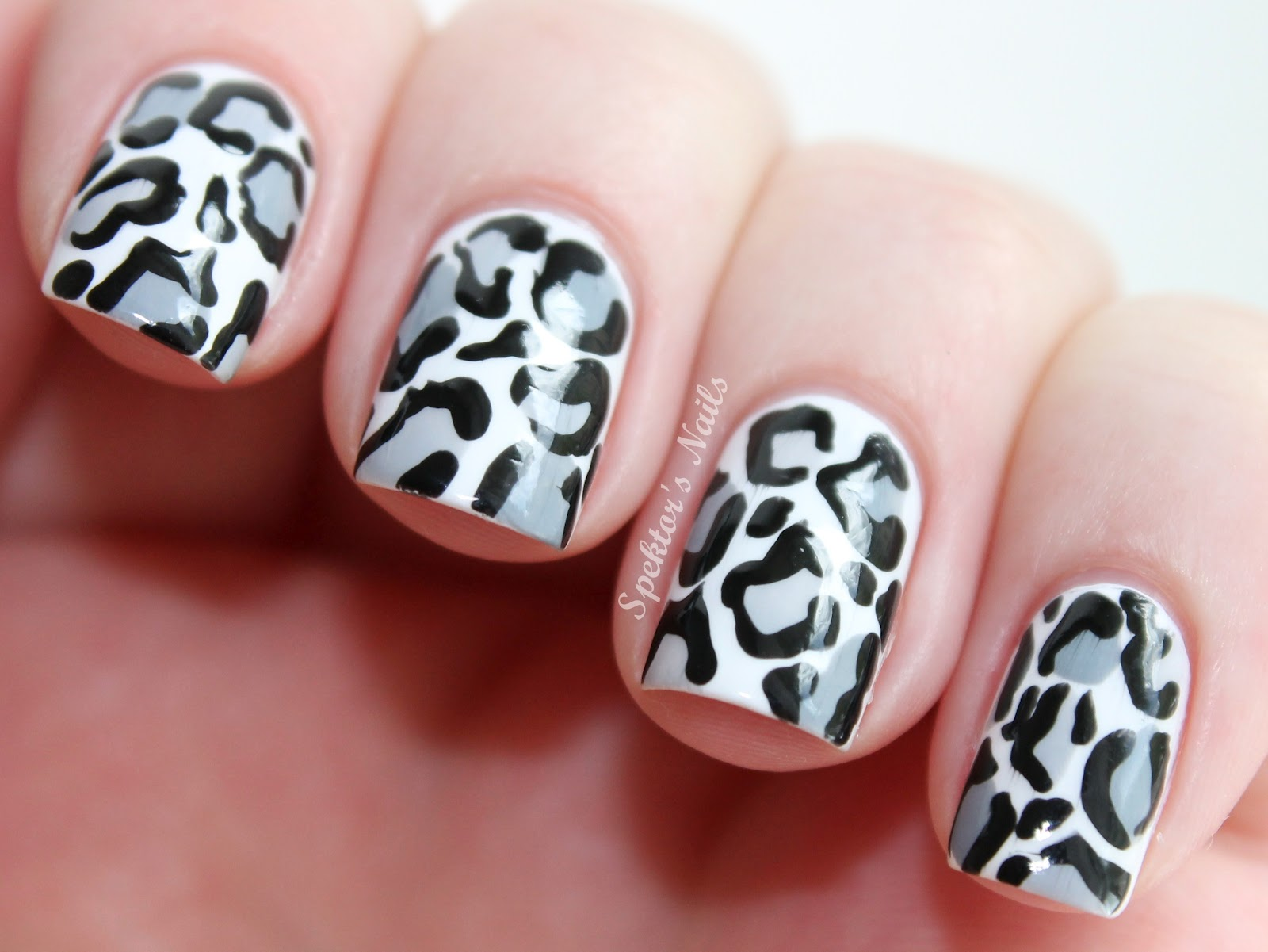 Nail Designs Leopard Nail Art Designs