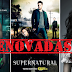 CW Renova Arrow, The Vampire Diaries e Supernatural!