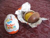 15. Kinder ovos