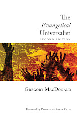 The Evangelical Universalist. Second Edition. US cover