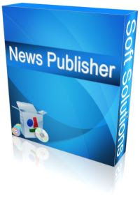 News Publisher, the automated press release submission software by Soft Solutions