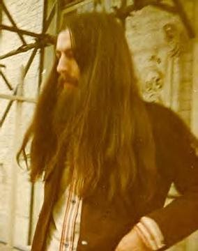 Meet the Beatles for Real: George with long hair
