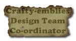 Design team Co-ordinator