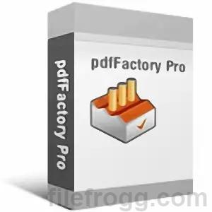 pdfFactory Pro Full serial keygen