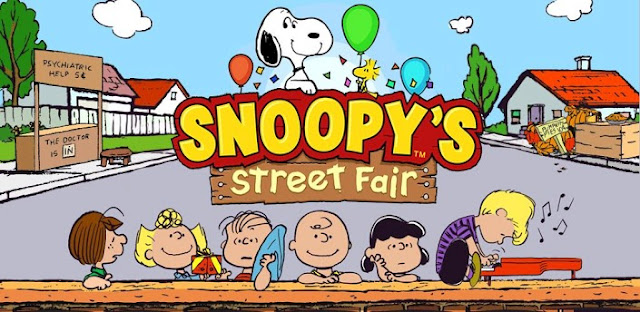 Snoopy's Street Fair mod dinero infinito-Torrejoncillo