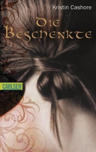 Die Beschenkte - Rezension - Kristin Cashore - Buch Blog - Pandastic Books