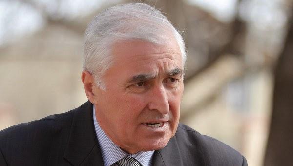 South Ossetia President Leonid Tibilov