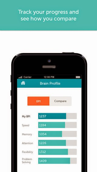 lumosity iphone games app