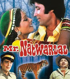 Mr. Natwarlal (1979) - Hindi Movie