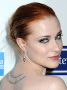 Of who I consider the most beautiful women in Hollywood, Evan Rachel Wood is .