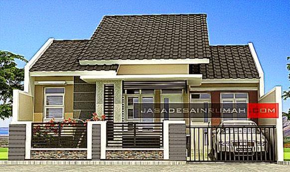 Desain Teras Rumah Minimalis Modern 2015   Prathama Raghavan