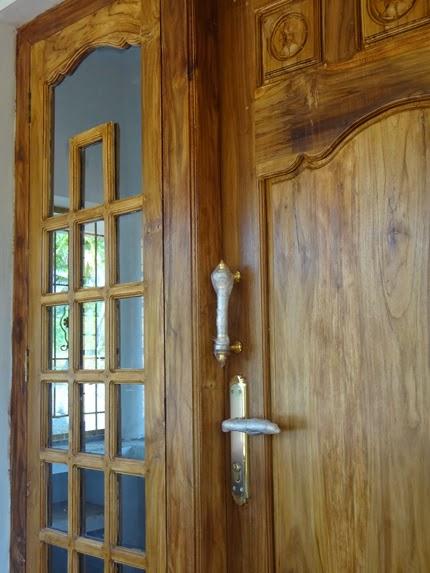 Kerala wooden Model Door Design wooden