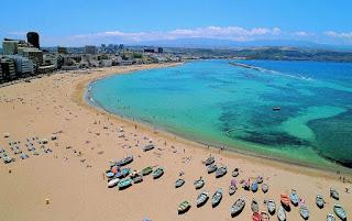 Travel around Spain - Las canteras