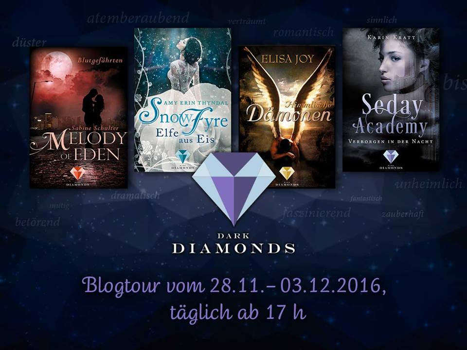 Blogtour Dark Diamonds - BEENDET