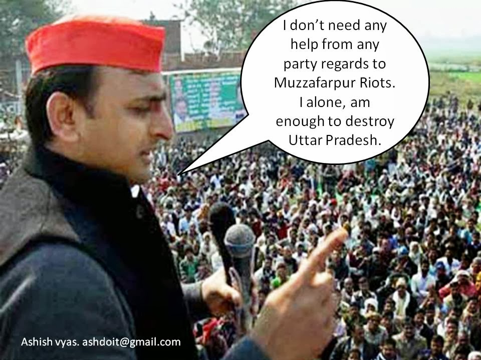 A Million Sperms Why Akhilesh Yadav Stopped Other Ministers From Visiting Muzzafarpur
