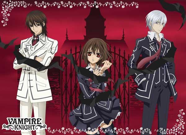 Vampire Knight Zero And Yuki And Kaname Moonlight Summoner's A...