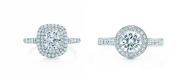 2013 Soleste Diamond Tiffany engagement Ring
