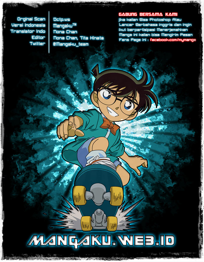 Dilarang COPAS - situs resmi www.mangacanblog.com - Komik detective conan 832 833 Indonesia detective conan 832 Terbaru |Baca Manga Komik Indonesia|Mangacan