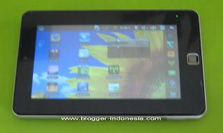 FOTO dan Spesifikasi Tablet G Sedo WM 8650 1