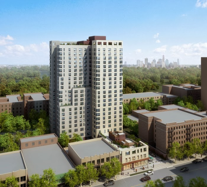 The q at parkside: so...how do you feel about the planned tower at ...