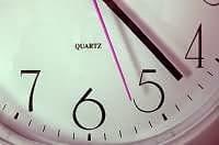 L'orologio permette di verificare se si è masticato a sufficienza