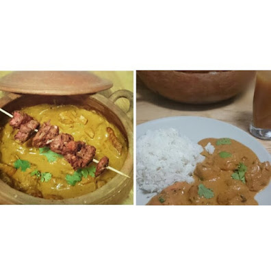 POLLO TIKA MASALA DE JAMIE OLIVER ,CONFORT FOOD