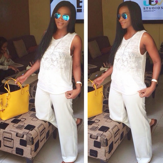 Genevieve Nnaji Shares New Photos