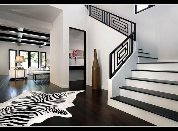 42 Foto Inspirasi Rumah Minimalis Hitam Putih   Rumah Minimalis NYA